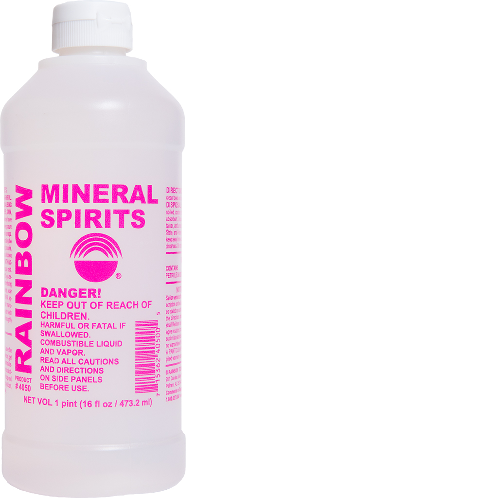 How To Use Mineral Spirits Safely