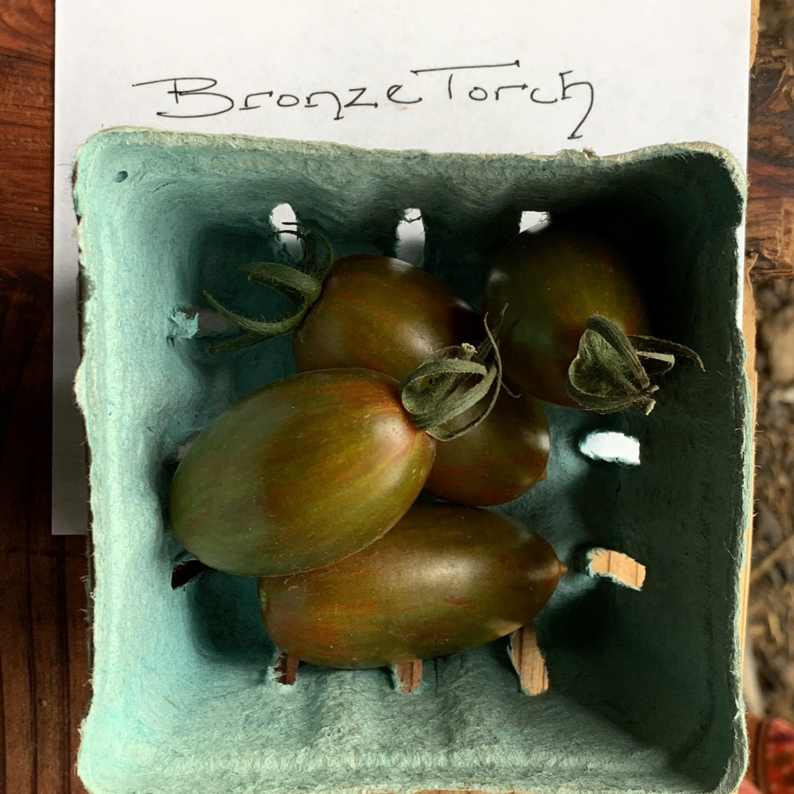 Image of Bronze Torch tomatoes