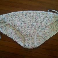 Bikini Bottom | Crochet Pattern