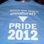Back of Pride shirts