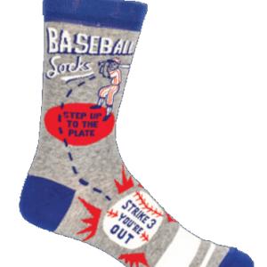 BASEBALL-MENS-CREW-SPOCKS-SW831