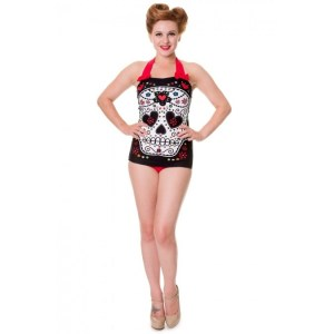 SUGAR-SKULL-ONE-PIECE-SWIMSUIT-3