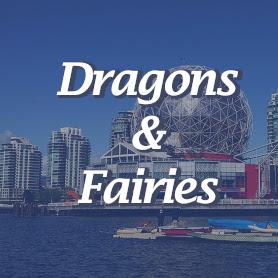 DRAGONS & FAIRIES