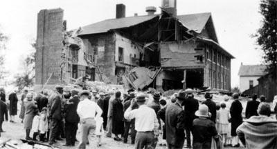 the worst school massacre in American history: not Virginia Tech (2/6)