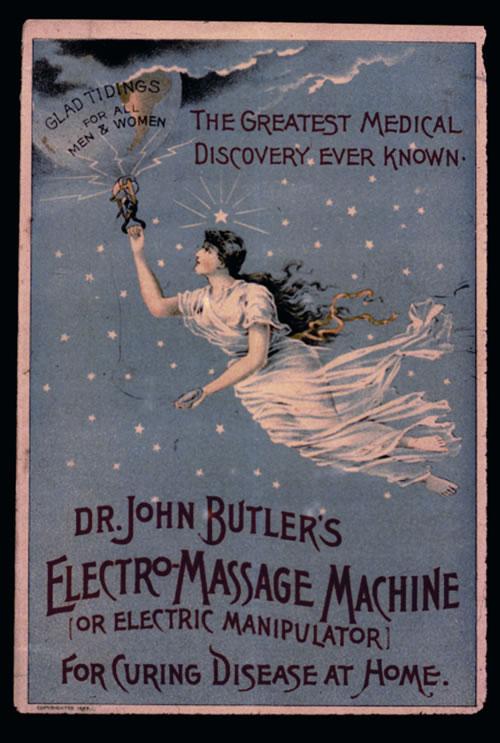 Electro Massage Machine