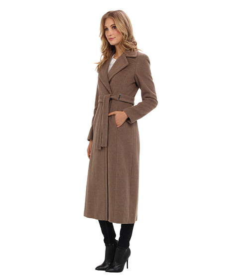 Calvin Klein Long Belted Women's Trench Coat