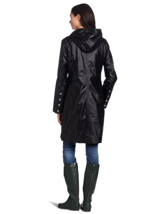 ILSE JACOBSEN Waterproof Raincoat for Women