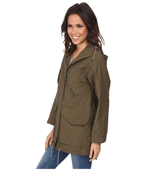 Cole Haan Oversized Hooded Boyfriend Parka