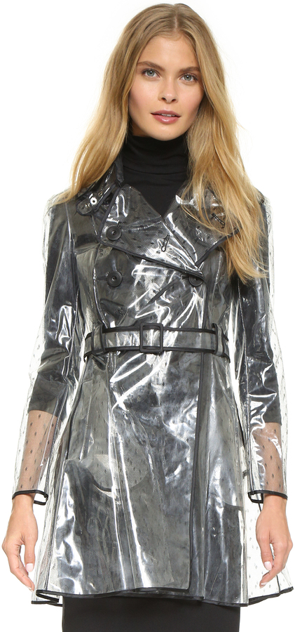 Women S Rubber Raincoats You Must Have Raincoat For Women