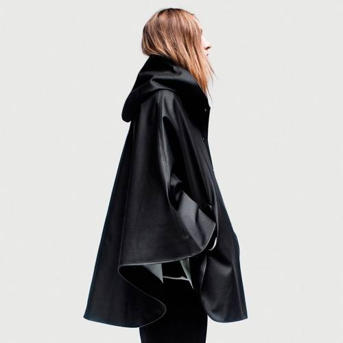 Rubber Raincoat Ladies Fashion