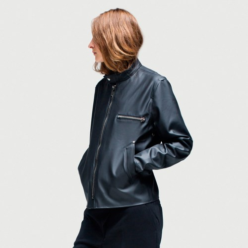 Rubberized Womens Rain jacket