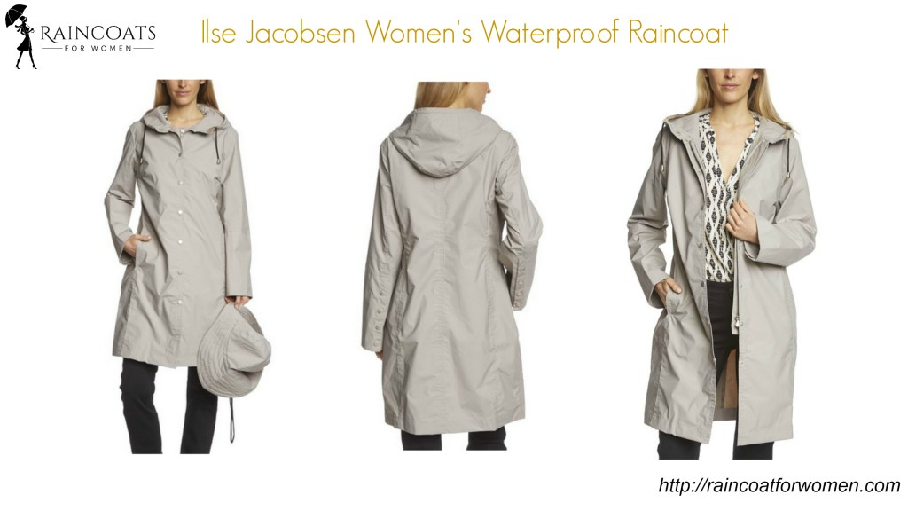 Ilse Jacobsen Raincoat for Ladies