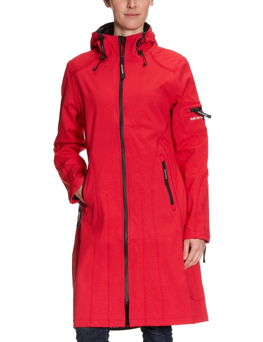 Ilse Jacobsen Softshell Raincoat for Women
