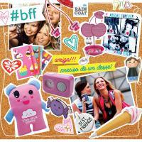 Presente criativo para sua Melhor amiga #BFF