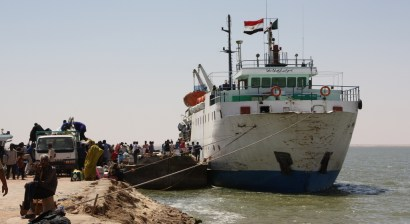 Lake Nasser ferry