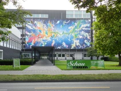 Westlotto. Ein kleines Modernes Museum. Sehr gut!