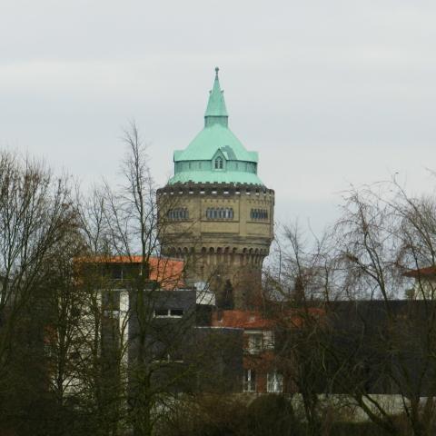 Wasserturm Hl. Geist 2077
