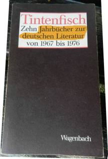 """Als der """"Tod der Literatur"""" ausgerufen wurde ein Jahrbuch für Literatur."""