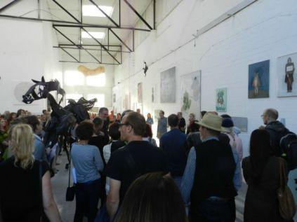 Ausstellungshalle Hawerkamp.