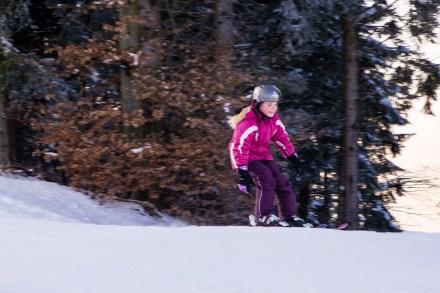 Heuer wieder Skilift-Freuden in Rossholzen auf dem Samerberg