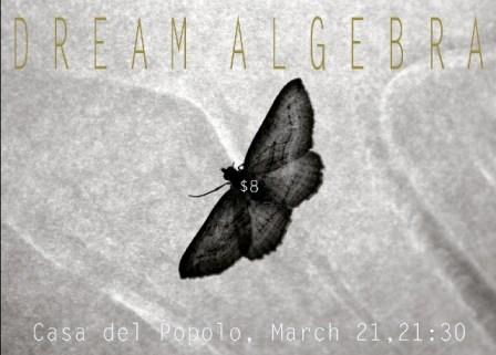 Rainer Wiens and Dream Algebra March 2011