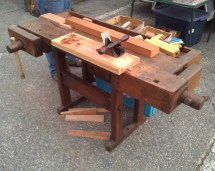 Antique Woodworking Benches for Sale