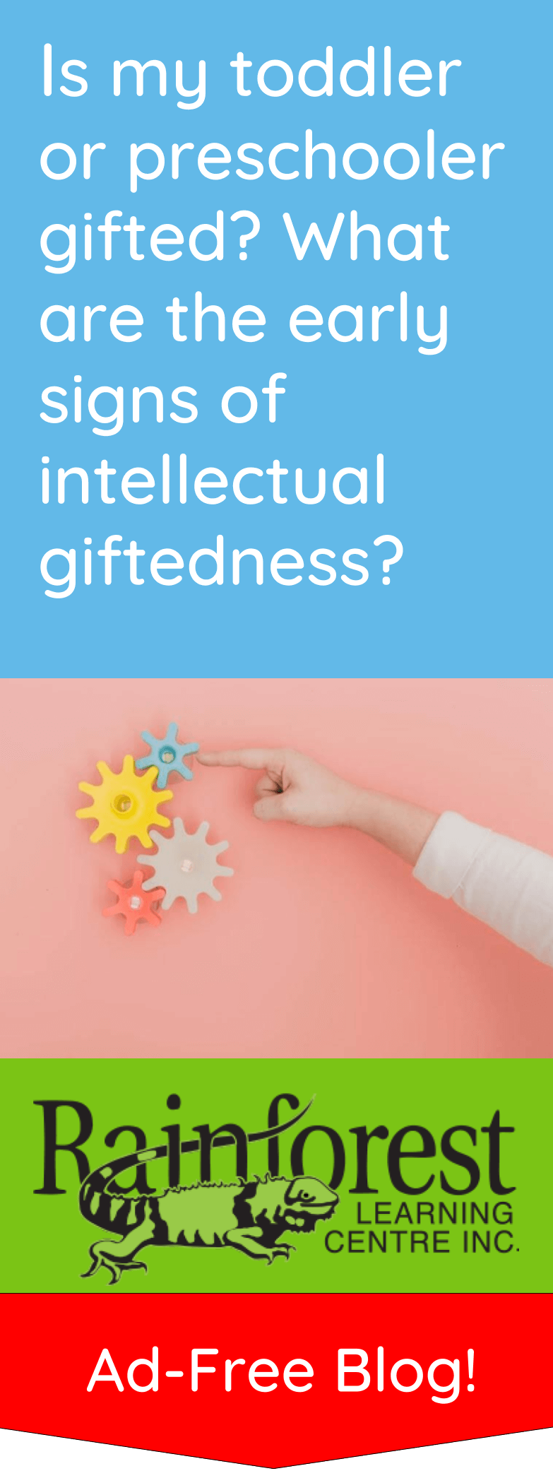 Is my toddler or preschooler gifted? What are the early ...