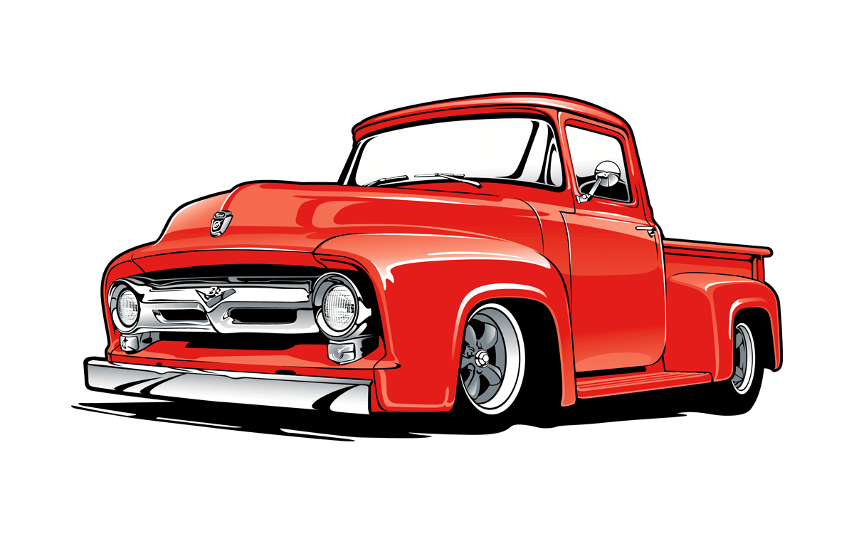 hight resolution of 1953 to 1955 ford f 100 trucks