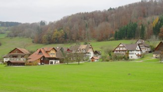 Husertal, Hausen am Albis -- photo by John Showalter