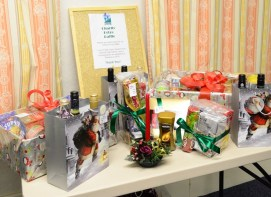 Prize Hampers & Prizes donated by members of Rainhill WI
