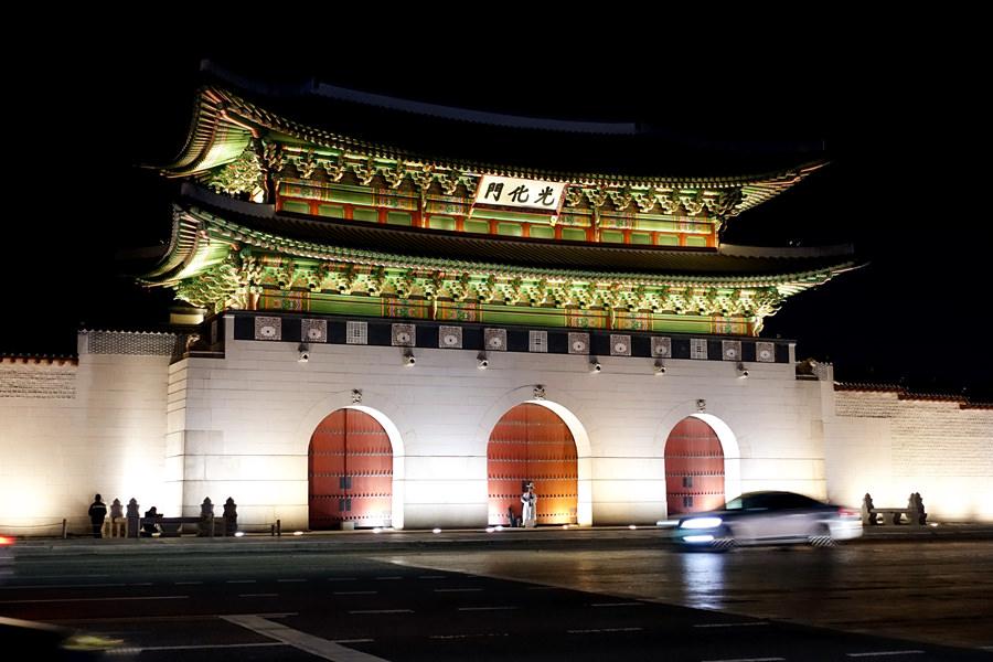 首爾 Seoul | 鍾路區 景福宮경복궁 光化門廣場광화문광장 清溪川청계천
