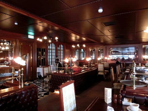 臺北 | 亞都麗緻 巴賽麗廳 La Brasserie 午間套餐 – 披著虎皮的貓