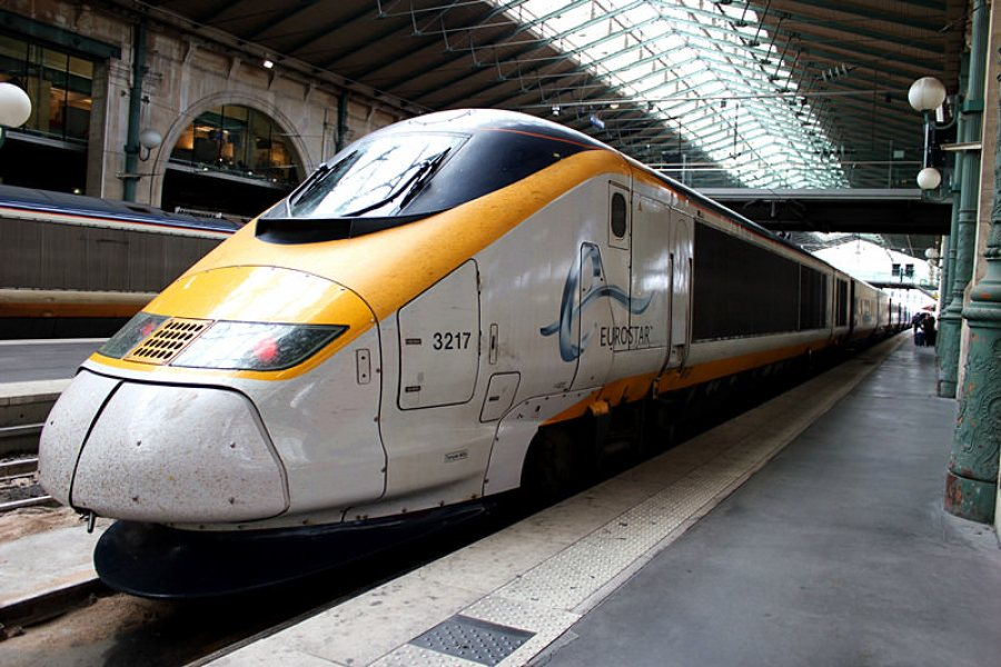 歐洲之星 Eurostar | 倫敦 London → 巴黎 Paris