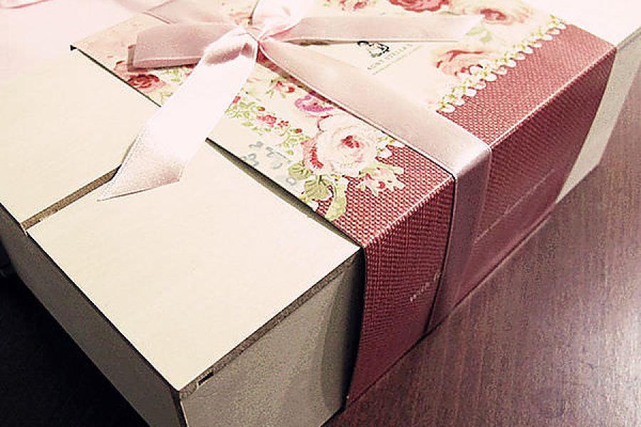 [食記] Aunt Stella's 詩特莉 – Selina.Ella御用幸福之美手工餅乾喜餅婚約木質禮盒 Bridal Gift