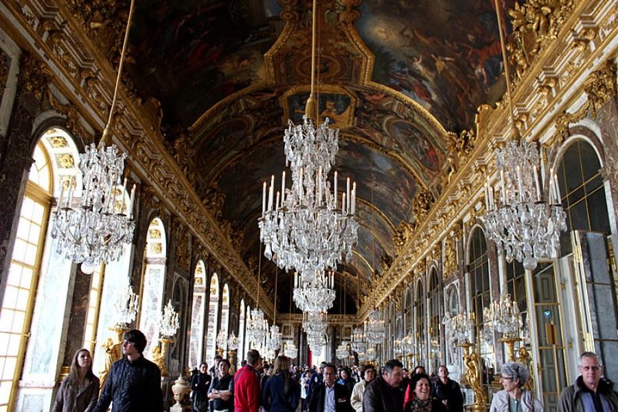[法國] 巴黎 Paris @ 凡爾賽宮 Château de Versailles