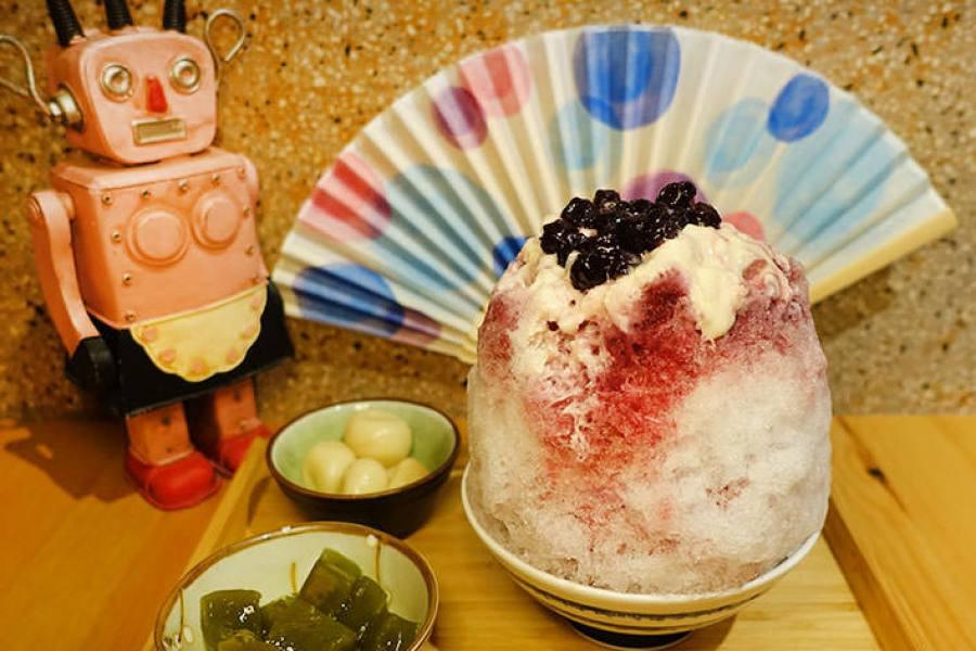 高雄苓雅 | 有点氷かき氷専門店 – 傳統剉冰創意風格 刨冰上桌又美又好吃!!