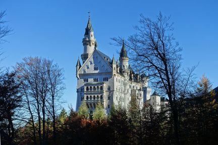 霍恩施萬高 | 新天鵝堡 Schloß Neuschwanstein 路德維希的仙境童話