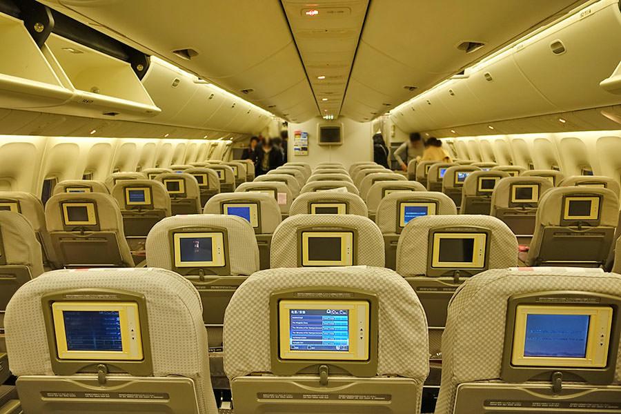 日本航空 Japan Airlines | JL811 東京成田NRT⇒高雄KHH 飛行紀錄