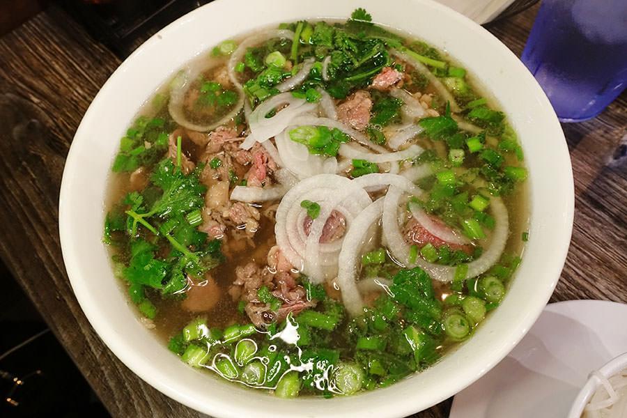 拉斯維加斯 | 美味河粉 Pho So 1 中國城餐廳推薦!!