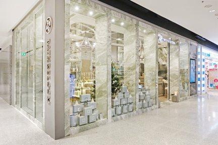 Bath & Bloom 泰國平價香氛品牌 Central World 門市,高貴不貴小清新!!