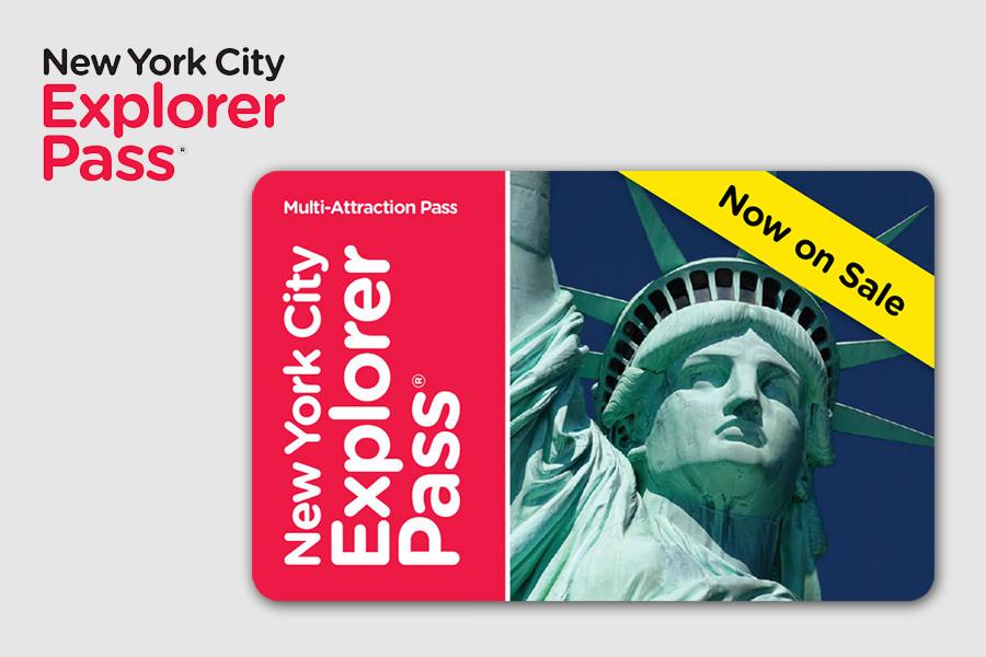 New York City Explorer Pass 紐約自選景點通票,最佳使用指南!!