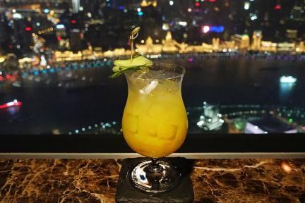 上海酒吧   Flair Rooftop Restaurant & Bar 浦東麗思卡爾頓58F,東方明珠塔高空景觀餐酒館