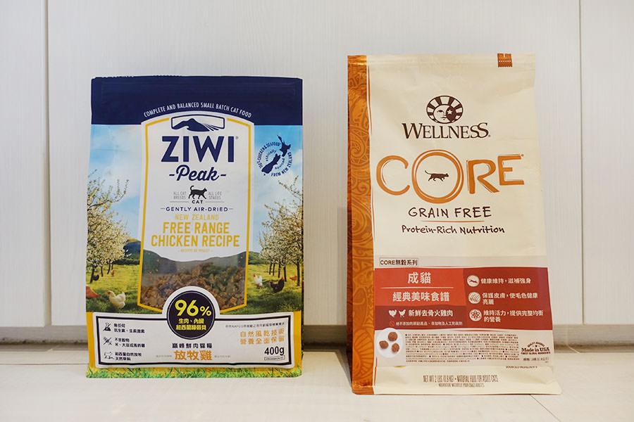 商業貓飼料品牌口味挑選,挑食貓牙牙的乾乾紀錄
