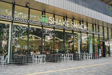 大阪 Shake Shack Umeda 阪神梅田本店   紐約最強漢堡關西首家分店
