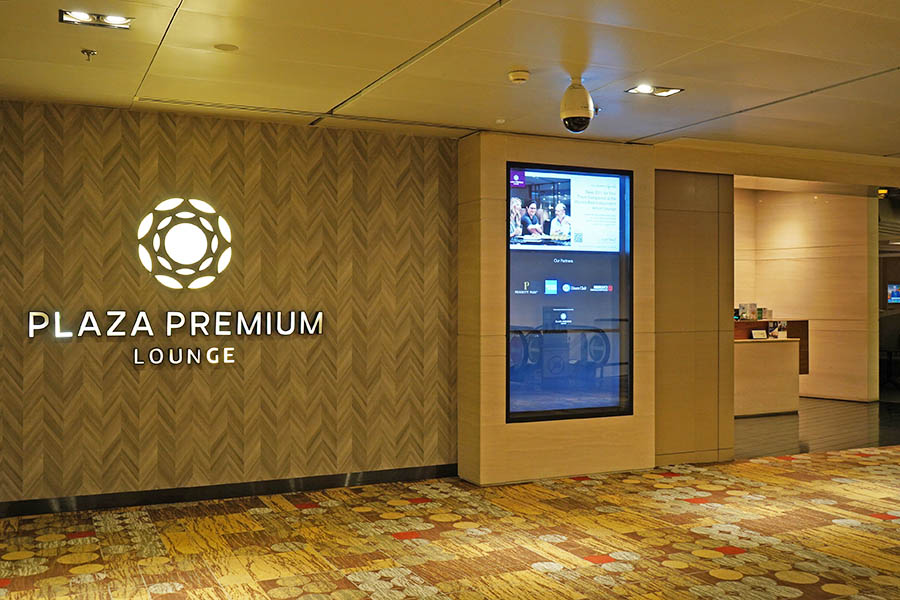 新加坡樟宜機場   JCB 免費貴賓室 Plaza Premium Lounge 環亞機場貴賓室 (T1)