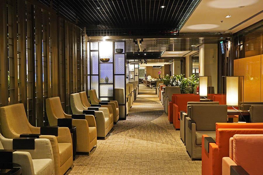 新加坡樟宜機場第一航廈貴賓室   Dnata Lounge (T1) 過夜體驗