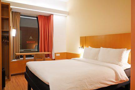 新加坡平價連鎖飯店 Ibis Singapore On Bencoolen 明古連街宜必思酒店
