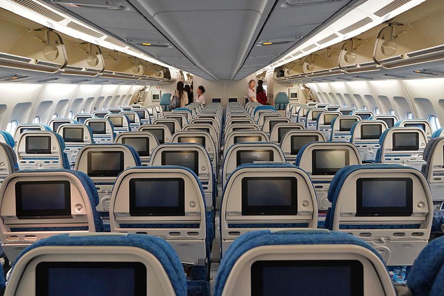 國泰航空 Cathay Pacific | CX443 台北TPE ⇒ 香港HKG 飛行紀錄 延遲補償