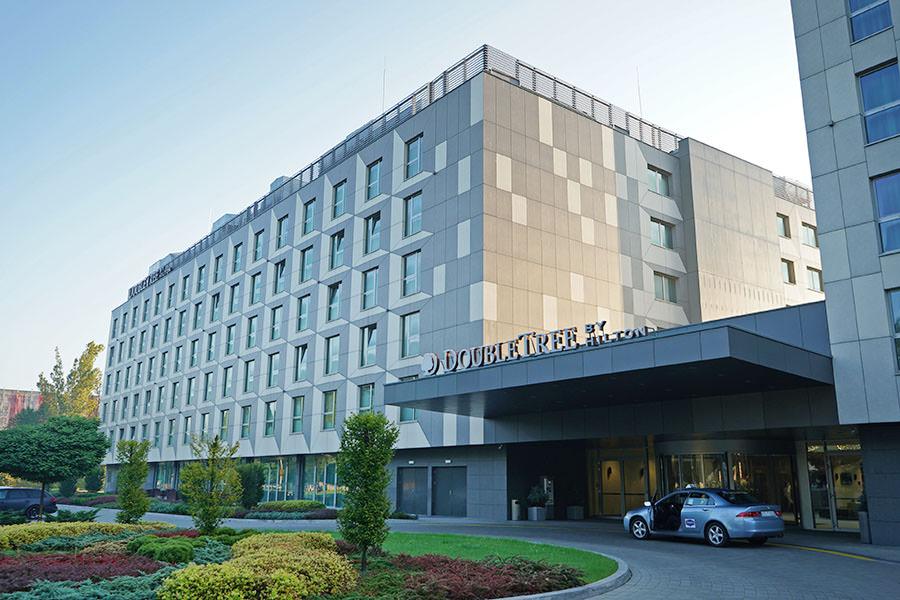 DoubleTree by Hilton Krakow Hotel 克拉科夫希爾頓逸林酒店,郊區住宿,老城區開車10分鐘!!