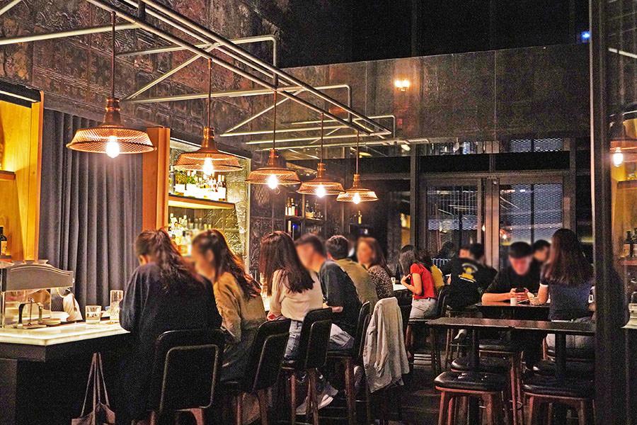 East End Bar 台北東區酒吧~賦樂旅居飯店小酒館,個性奢華風格,下酒小食也好吃!!